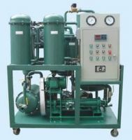 hydraulic oil extraction