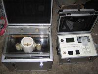 oil data testing machine