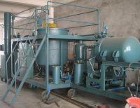 engine oil regeneration plant