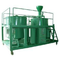 Vehicle Engine Oil Purification/Waste Oil Recycle