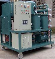 Transformer Oil Dehydration/Degassing