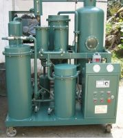 Vacuum Dehydration System for Waste Lube Oil/Vacuum Oil Water Separato