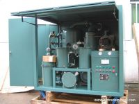 2 stage vacuum Transformer oil purification