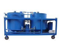 Black Motor Oil Purification Machine