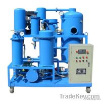 Used Lubricating Oil Purifying Machine