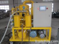 Double-Stage Vacuum Transformer Oil Filtration Machine