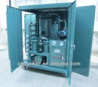 Zhongneng ZYD Mutual Inductor Oil Purification Machine, insulating oil purifying machine