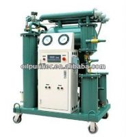 Single Stage Transformer Oil Purifier, Oil Purifying System