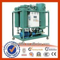High Vacuum Transformer Oil Purifier/Transformer Oil Filtration Plant for old transformer oil treatment