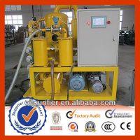 China A-Class Vacuum Transformer Oil Purifier, Oil Purification Machine ZYD