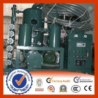 Transformer oil reconditioning oil distillation oil reprocessing machine