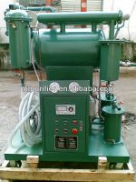 Supply Single Stage Vacuum Transformer Oil Purifier, Insulating Oil Purification Machine, Oil Purifier