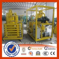 China Vacuum Transformer Oil Purifier Manufacture offers A-Class Quality Oil Reclamation Units