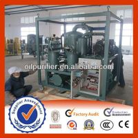 Sell Dielectric Oil Purification Machine, Used Insulating Oil Refinery Plant, Oil Dehydration Plant