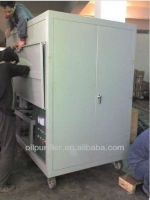 Stainless steel oil purifier/Stainless steel material plant for transformer oil filtering, transformer oil purification
