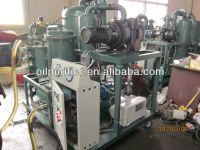 Transformer Oil Filtration System/Insulation Oil Recovery/Oil Refinery
