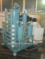 HV oil purifier/High voltage oil filtering machine/High voltage transformer oil purifier/HV oil purification machine ZYD-H