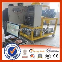 Supply Automatic Transformer Oil Purifier, Insulating Oil Dehydration Machine with PLC System
