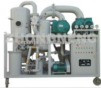 Double-stage Vacuum Insulating Fluids Purifier