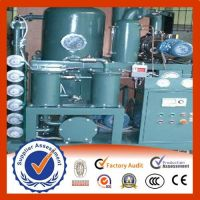 transformer oil recondition oil filtering oil cleaning unit