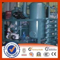 Waste Transformer Oil Purifier Oil Filters Oil Refiner Equipment