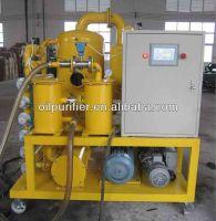 ZYD High Vacuum Transformer Oil Purification Unit