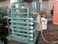 Double-stage vacuum Transformer oil purifier/ oil purification plant