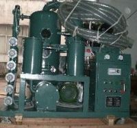Series ZYD Double-stage High Vacuum Transformer Oil Purification System