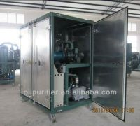 Insulation oil purifier, Transformer oil filtration plant series ZYD