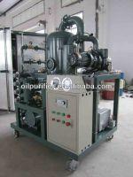 Ultra-vacuum Transformer Oil Purifier,Oil Purification System , Insulating Oil Regenation purification unit