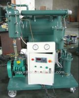 ZY Single Stage Transformer Oil Treatment Unit, Oil Purifier Machine, Oil Reconditioning