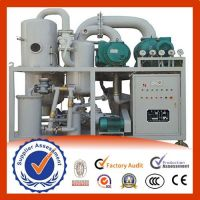 Double Stage Insulation Oil Purifier,Insulation Oil Filtration plant