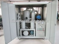Sell Double Stage Vacuum Insulating Oil Regeneration Plant, Transformer Oil Purifier