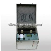 Oil Tester Kit,Fully Automatic Insulating Oil Dielectric Strength Tester