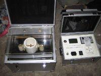 BDV Insulating Oil Tester (Test Oil Dielectric Strength) Series IIJ-II