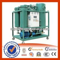 Turbine Oil Purifier/ Oil Filtering Plant