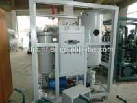 vacuum dehydration machine/ water removing/ oil and water separator