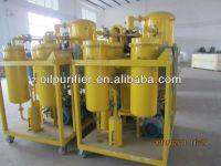 Hot sell waste turbine oil recycling/ emulsified oil dewatering/oil demulsification