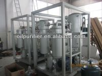 Zhongneng automatic oil purification machine /oil purifier