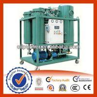 Turbine Oil Processing System, Turbine Oil Cleaning Equipment