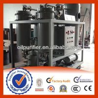TY High Vacuum Turbine Oil Purifier/Oil Conditioner Plant