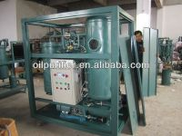 Turbine Oil Purification Unit,Turbine Oil Recycling System