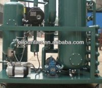 Waste Gas turbine oil filtration equipment/Used oil filtration system and purification unit/oil filters