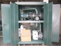 Vacuum Gas Turbine Oil Purifier/Oil Conditioner Plant, Lubricating Oil recycling machine for Ship