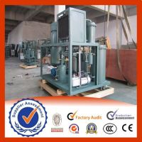 Vacuum Gas Turbine Oil Purifier/Oil Conditioner Plant