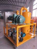 Turbine oil purification system, Ship Oil regeneration purifier machine