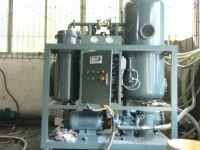 High Vacuum Turbine Oil Purification Oil Distillation Oil Reprocessing Plant