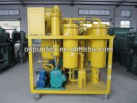 Vacuum Turbine Oil Treatment TY Series (Oil purifier, oil filtering, oil recycling, oil processing)