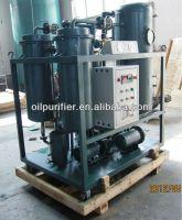 Sell Vacuum Turbine Oil Purifier, Ship Oil Refinery Machine, Turbine Oil Demulsification Machine