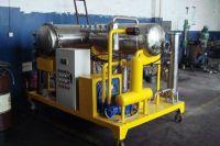 Turbine Oil Dehydration Oil Purifying Unit